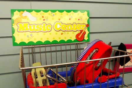 Music Program - The Apple Tree Learning Centers