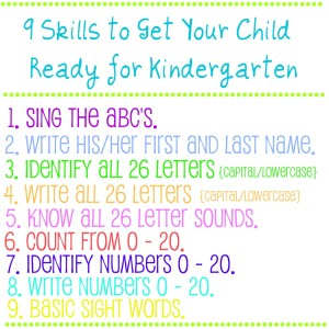 The Apple Tree Learning Centers Kinder-Prep